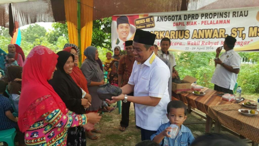 Markarius Anwar DPRD Riau PKS