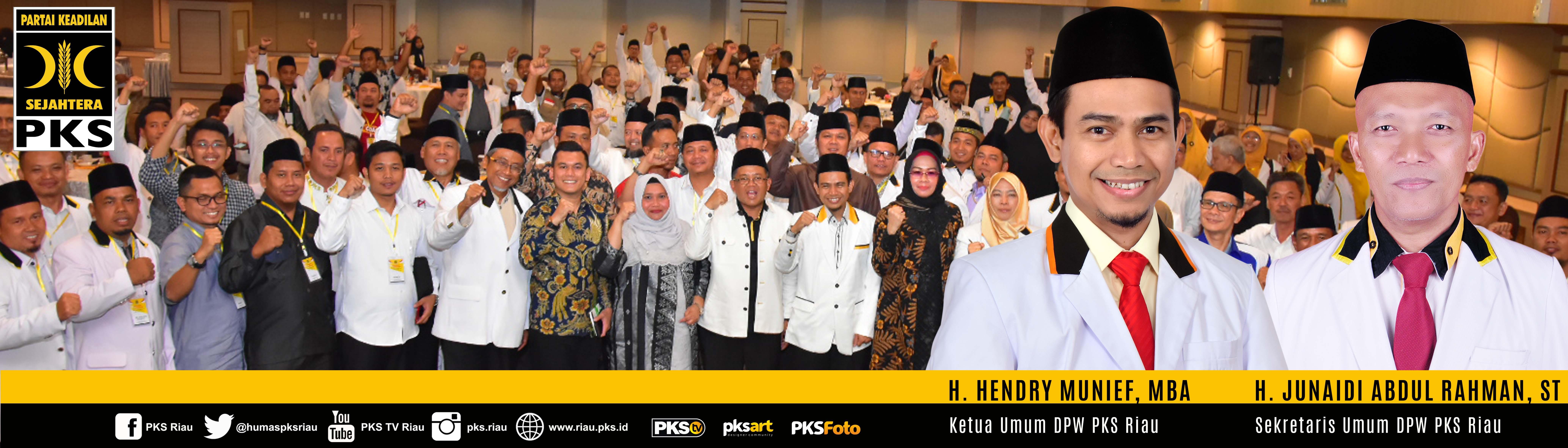 DPW PKS Riau